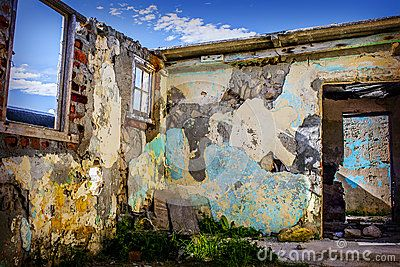 Ruins Of An Old House - Download From Over 25 Million High Quality Stock Photos, Images, Vectors. Sign up for FREE today. Image: 42776554