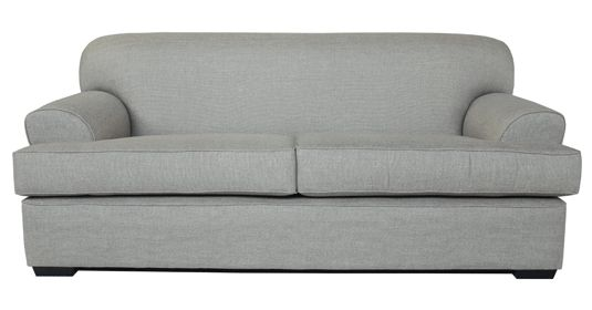 - Ritz            Fully Upholstered Couch ( Siam Linen )