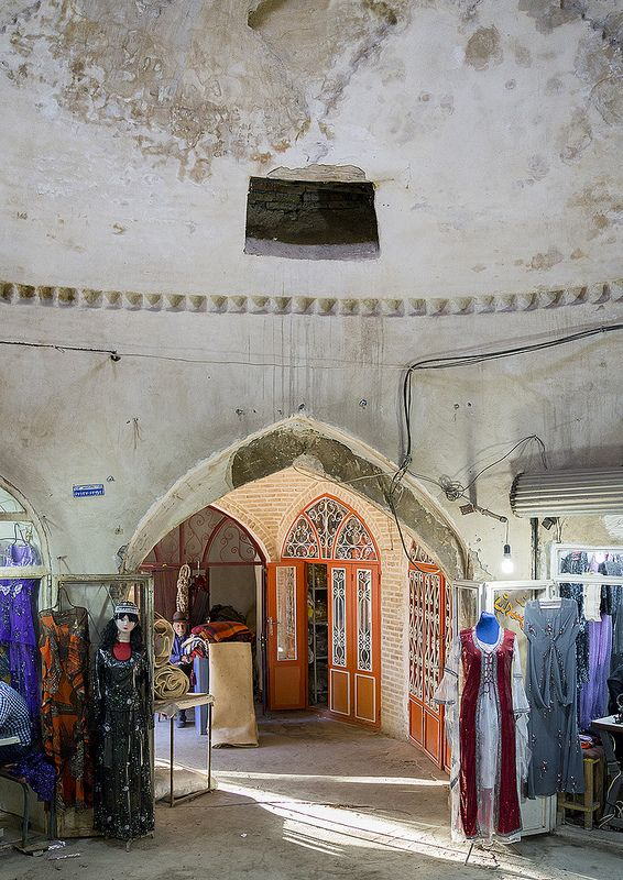Old Bazaar, Kermanshah, Iran | by Eric Lafforgue
