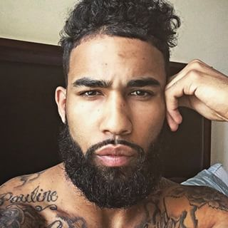 It's been ~scientifically proven~ that a great beard makes a man exponentially hotter (hi, Drake). | This Instagram Dedicated To Men With Beards Will Quench Your Thirst