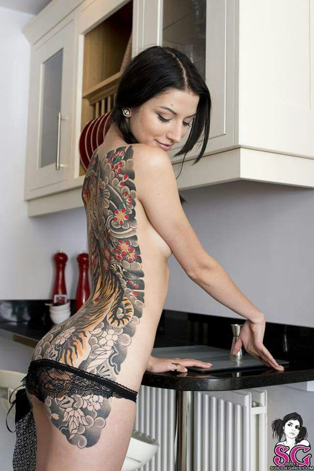 Quite tempting Suicide girls tattoos body consider, that