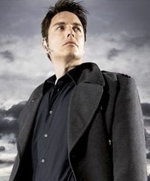 Jack Harkness from Doctor Who and Torchwood