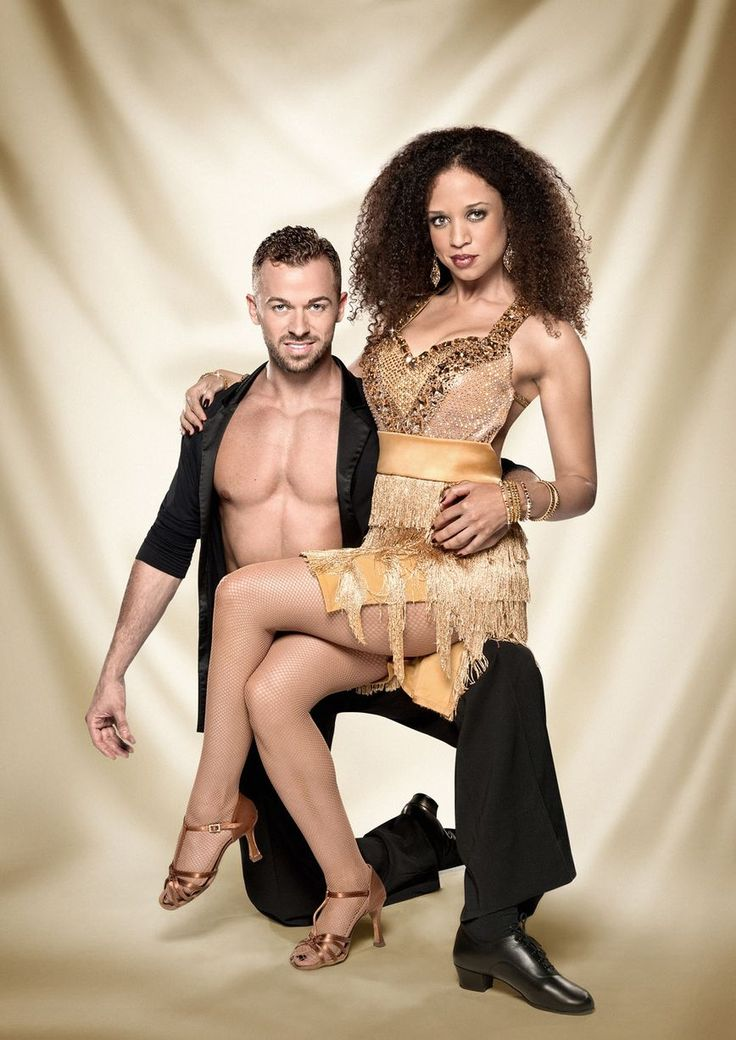 Strictly Come Dancing 2013: Artem Chigvinstev and Natalie Gumede soo rooting for them