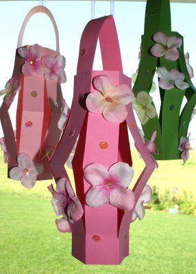 Garden Party Paper Lantern - Mom Fuse