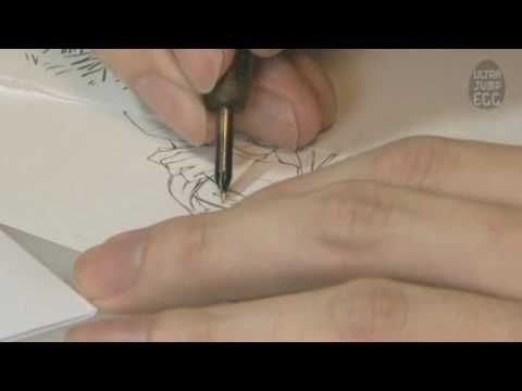 ULTRADRAWING Miwa Shirow #04.flv