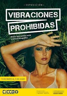 Noche y Día Gran Canaria: Exposiciones - 15/05 a 05/07: VIBRACIONES PROHIBIDAS en el CICCA Exposición - 15/05 a 05/07: VIBRACIONES PROHIBIDAS en el #CICCA de #LasPalmas #LPGC. La censura fonográfica en el franquismo.