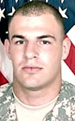 10-14-07= KENNETH J. IWASINSKI, 22, West Springfield, MA. USA SPC  serving during Operation Iraqi Freedom. Assigned to 2nd Battalion, 12th Infantry Regiment, 2nd Brigade Combat Team, 2nd Infantry Division, Fort Carson, Colorado. Died of injuries sustained when an improvised explosive device detonated near his vehicle during combat operations in Baghdad, Iraq.