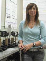 Silvia Ledesma, Associate Professor Image Processing Laboratory, Physics Department School of Science University of Buenos Aires, Argentina - 2009 SPIE Women in Optics Planner