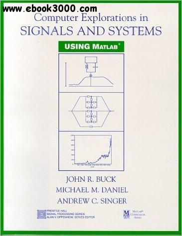 40 best matlab images on pinterest free ebooks coding and free ebooks download see more computer explorations in signals and systems using matlab fandeluxe Images