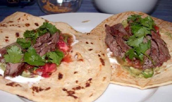 Carne Asada RECIPES | Carne Asada and Guacamole Recipe - Visual Recipes