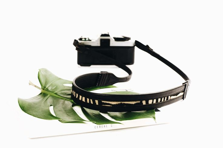 T H E   M O D E R N   T R I B E  | Black Leather Camera Strap, DSLR Camera Strap, Toronto Camera Strap, Womens Camera Strap, Vintage Strap by ShopJolieLaide on Etsy