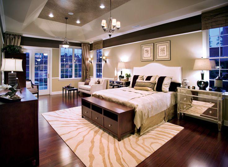 12 Best Master Bedrooms Images On Pinterest Bedrooms