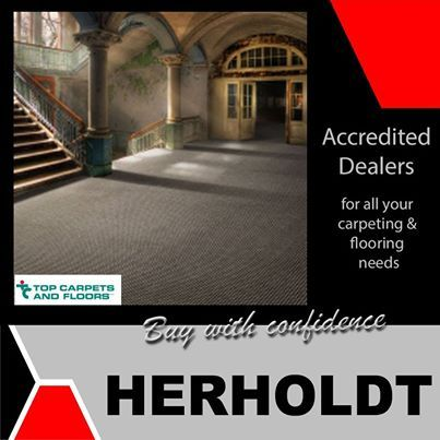 The Herholdt Group are stockists of a full range of carpets and flooring solutions and offer expert advice. For a quote, visit our stores in Middelburg and Graaf-Reinette. #flooringsolutions #carpetsuppliers