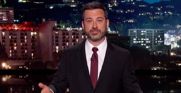 Jimmy Kimmel fires back at conservatives turning him off – sums up his feelings with one word insult