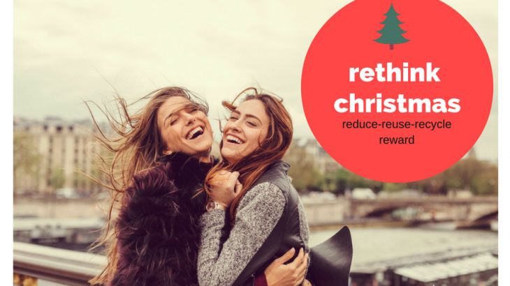Reduce Reuse Rethink Christmas