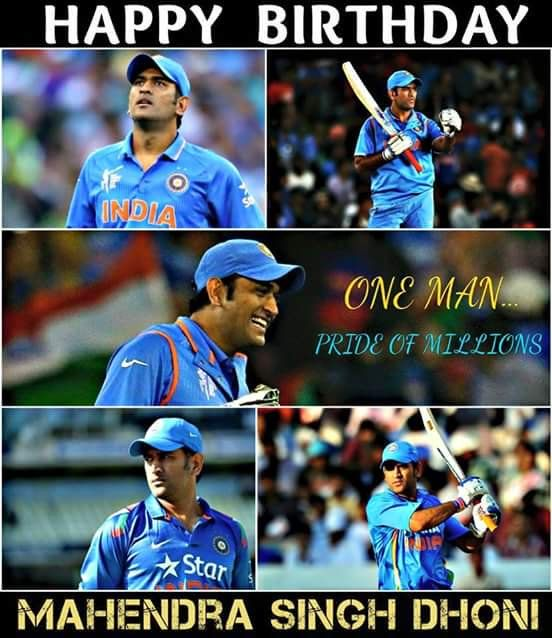 News about Dhoni on Twitter