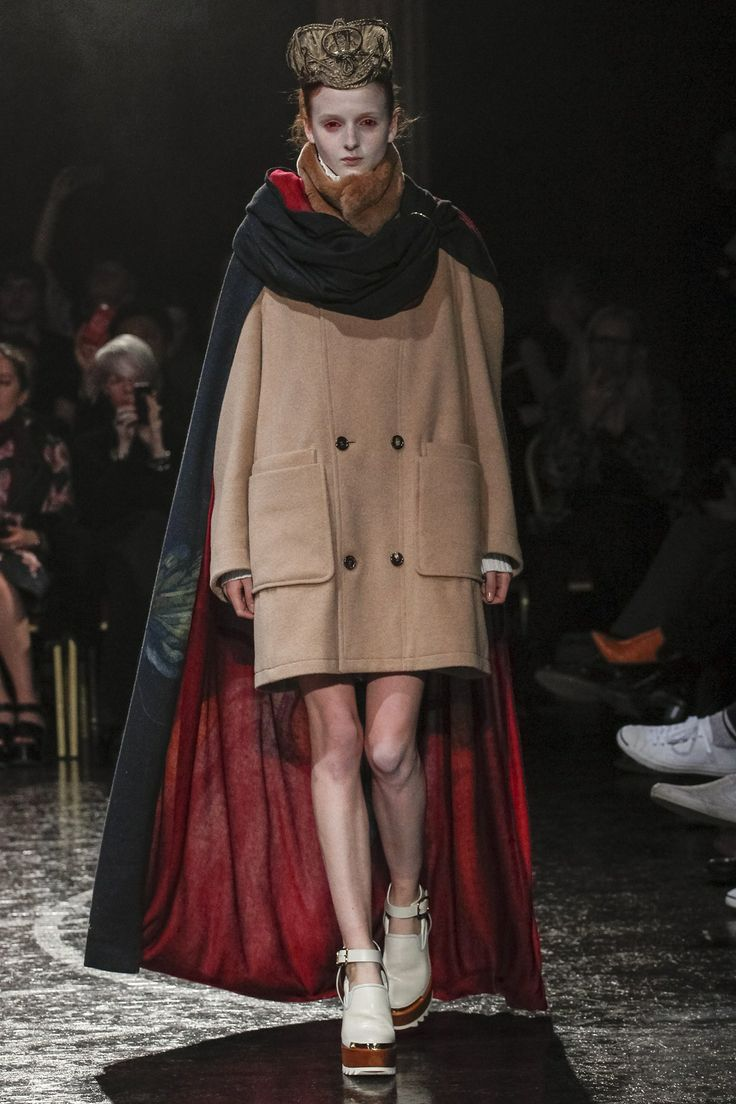 Undercover A/W14 @ Paris Fashion Week