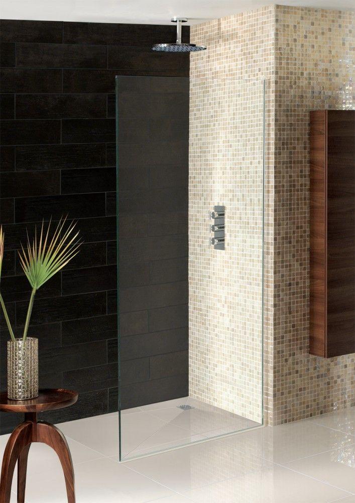 14 best wet rooms images on pinterest bathroom bathroom for Wet wall bathroom design