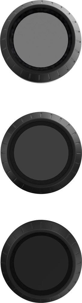 Polarpro - Circular Polarizer and Neutral Density Lens Filters for DJI Mavic Pro (3-Pack)