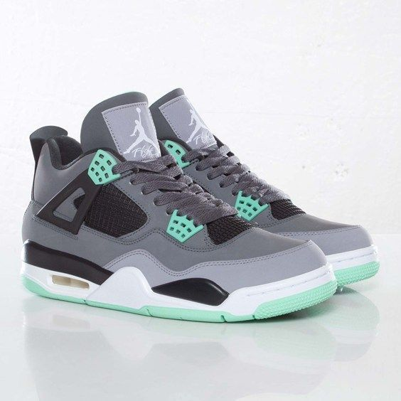 low priced 09d17 4fe61 i like to wear jordans and so far the green glow 4s are my ...