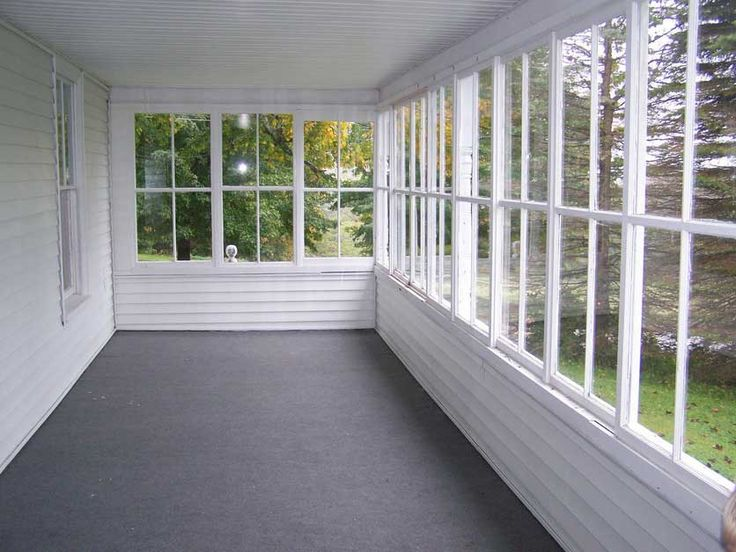 Enclosed Bed Google Search: Enclosed Porch Ideas - Google Search