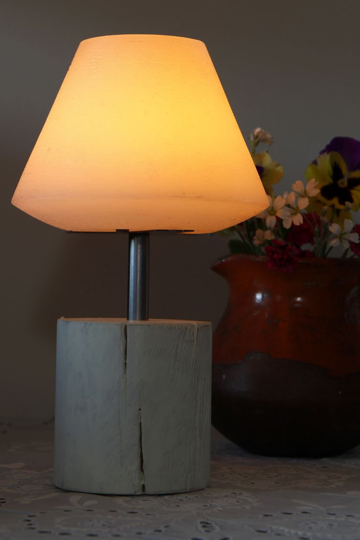 Not only night lamp, couse the source of the light is just small candle or tealight