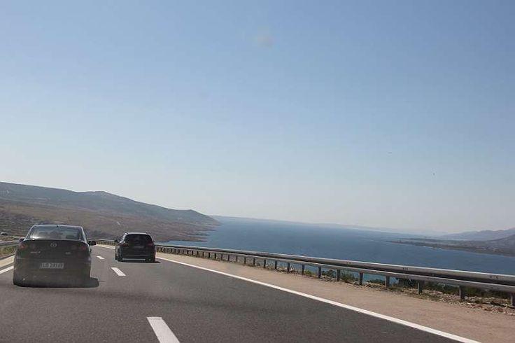 Road in Croatia #croatia