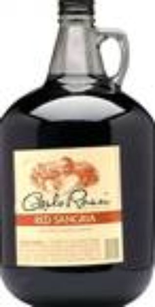 I'm learning all about Carlo Rossi Sangria at @Influenster!
