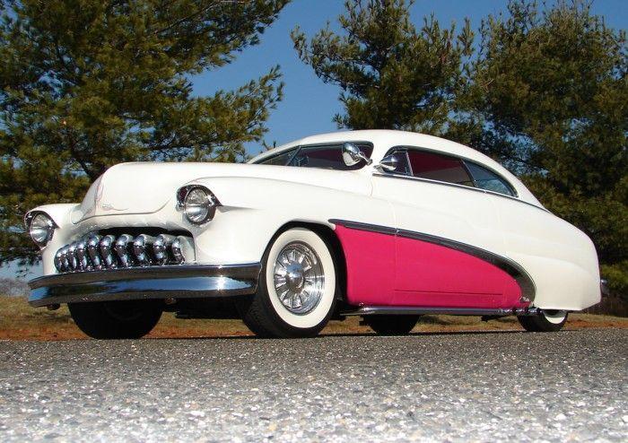 1950 Mercury Lead-Sled