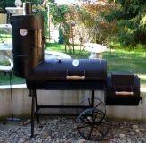 "Barbecue point e.U. - Barbecue point Grillshop Lone Star© PREMIUM 16"" long, 5 mm (inkl. Zubehör) BP-LS31"