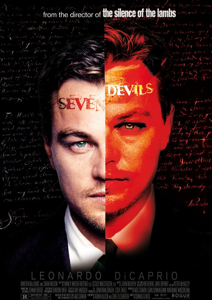 Guest Post: An Essay on Se7en. Eye in Pyramid.