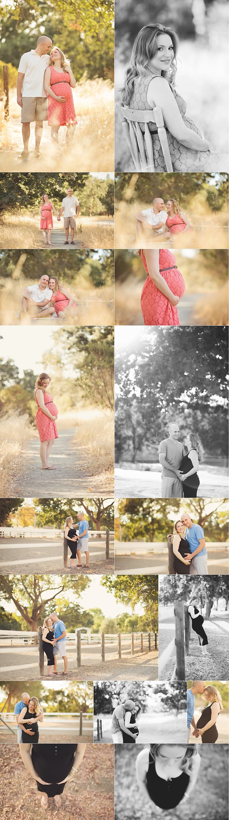 twin maternity session | corinne mccombs photography