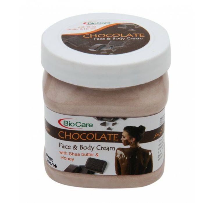 Biocare Chocolate Face and Body Cream