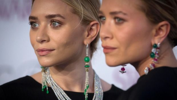 Ashley Olsen and Mary-Kate Olsen are reportedly in New Zealand for a wedding.