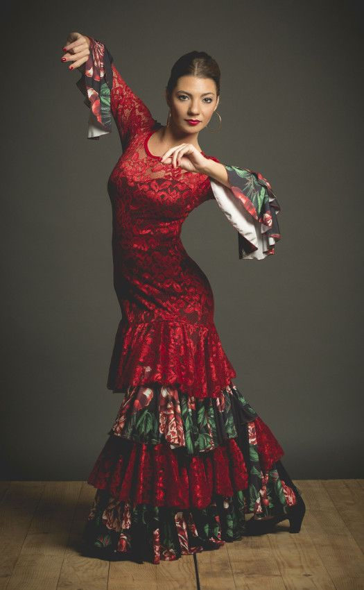 070692a828f9e Robledo vestido Flamenco – Flamenco dress – robe de Flamenco ...