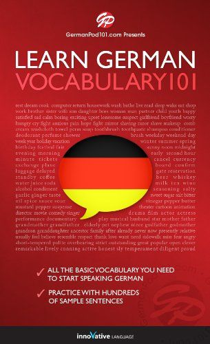 Learn German - Word Power 101 by Innovative Language http://www.amazon.com/dp/B006OIUCR8/ref=cm_sw_r_pi_dp_pRQiwb1ANTG20