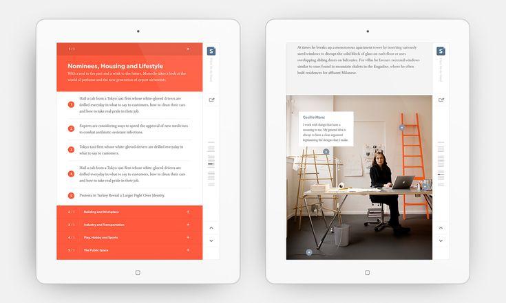 DDC - Digital Publishing Platform - Portfolio of Marcus Fuchs