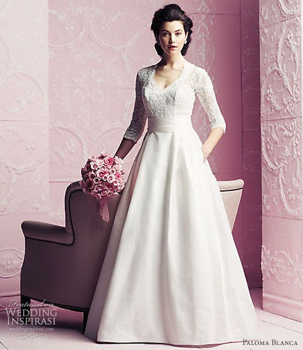 Paloma Blanca Wedding Dresses 2012 Premiere Bridal Collection