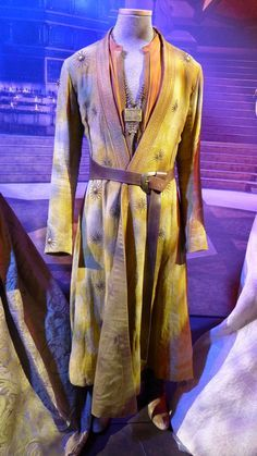 """From """"Game of Thrones"""" worn by Pedro Pascal as Oberyn Martell design by Michele Clapton"""