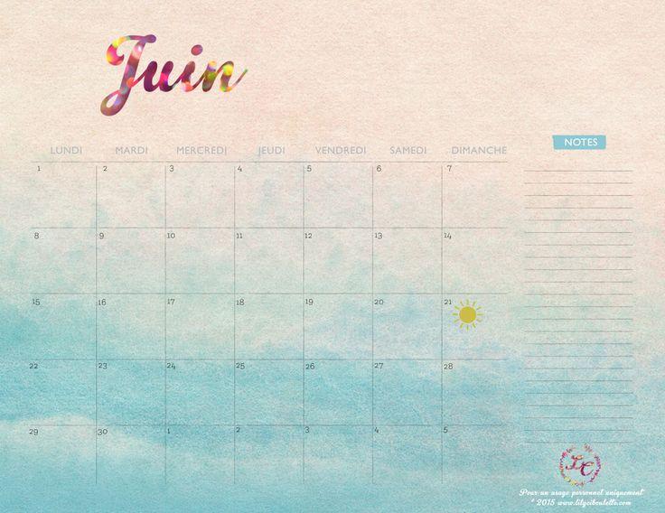 17 meilleures id es propos de calendrier juin sur for Calendrier jardin juin 2015