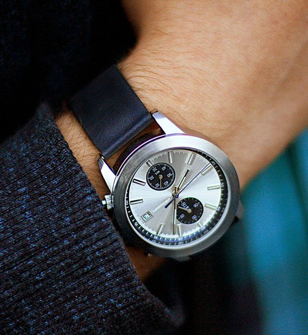 Filippo Loreti Como Chronograph│Watch Brand Inspired by Italy #watches