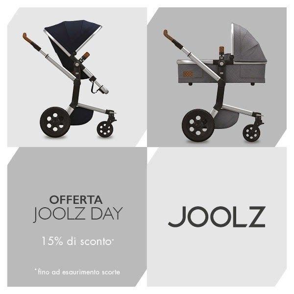 Con #Joolz ogni giorno è un Best Day Ever!  Sul nostro shop online o in negozio a Busto Arsizio (Va), trovi tutti gli stilosissimi passeggini #JoolzDay SCONTATI DEL 15%. E la spedizione è GRATIS! Affrettati, la promozione è valida fino ad esaurimento scorte. Ecco qui i passeggini scontati:http://ndgz.it/promozione-joolz-day