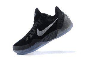 size 40 d70d4 91017 Men s Nike Zoom Kobe Venomenon 5 EP Black Metallic Silver Dark Grey 815757  001 boys Basketball
