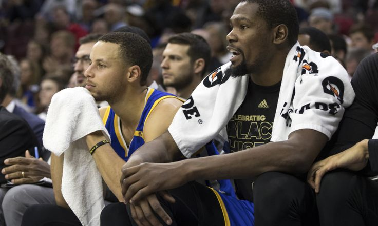 Harper: Warriors have an injured star again as they try to be bulletproof = The Golden State Warriors have been through this before — sort of. When Stephen Curry hit the Mario Kart sweat streak of Donatas Motiejunas in Game 4 of last year's first round, a wrench was thrown into the unstoppable 73-win machine. The unanimous MVP wasn't able to…..