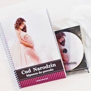 Cud Narodzin hipnoza do porodu - ponad 300 stron podręcznika i 15 ścieżek audio www.cud-narodzin.pl