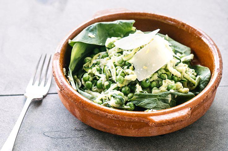 Easy Zucchini Noodle Recipe  #healthy #recipe