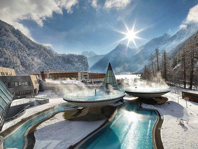 Aqua Dome, Avusturya