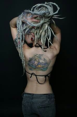 Dreadlocks :: Shop DreadStop.Com for Premium Leather Dread Cuff #dreadstop
