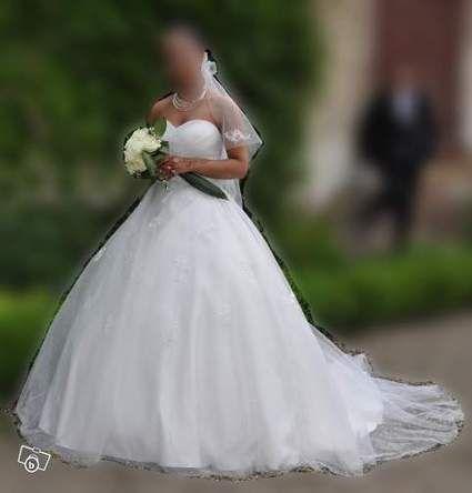 Robe de mariée Miss Kelly comme neuve à Colmar