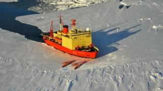 Argentina sub: Antarctic tribute to lost San Juan crew Latest News